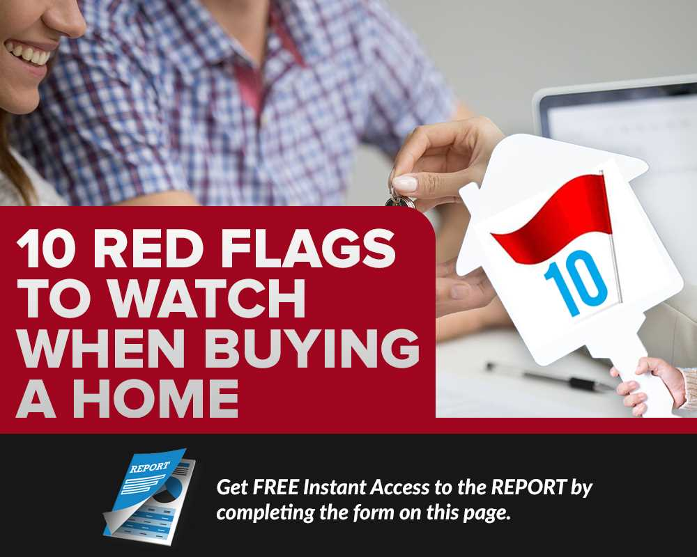 10 red flags