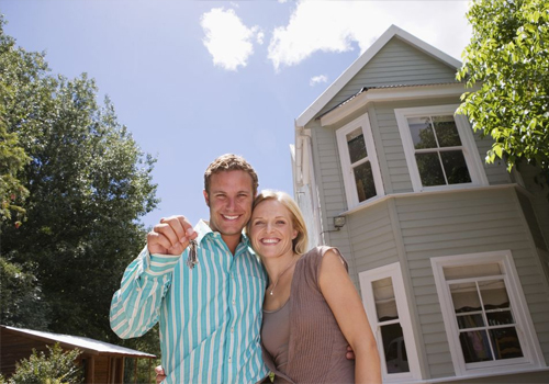 buying a home is a major milestone