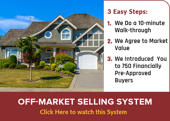 off market-selling system