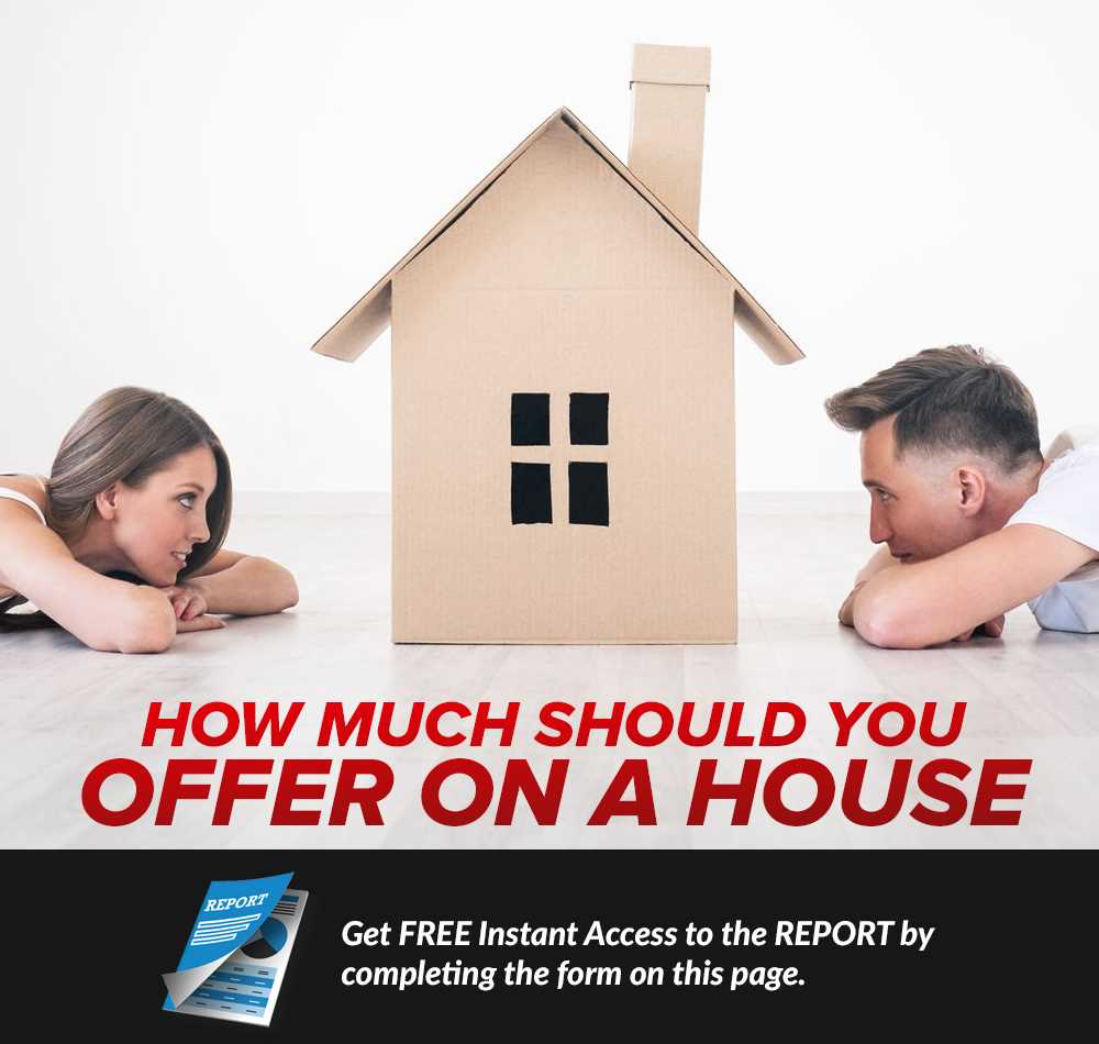 offer on a house- report