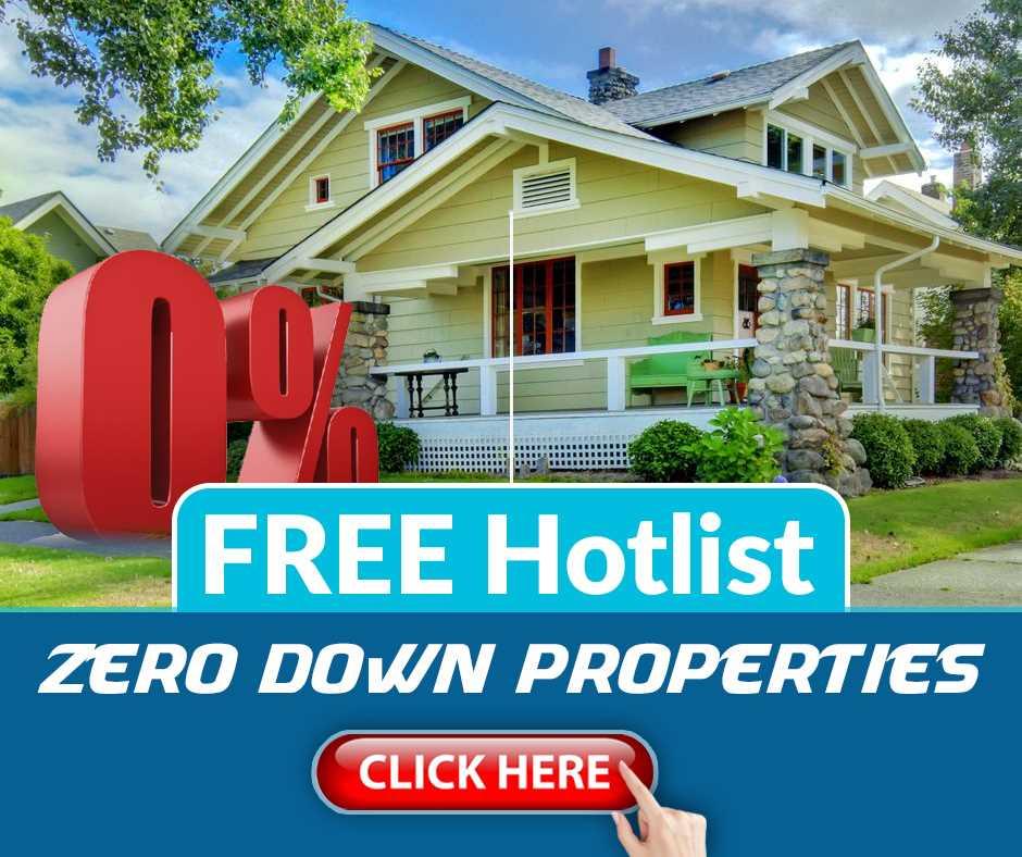 Zero Down Properties
