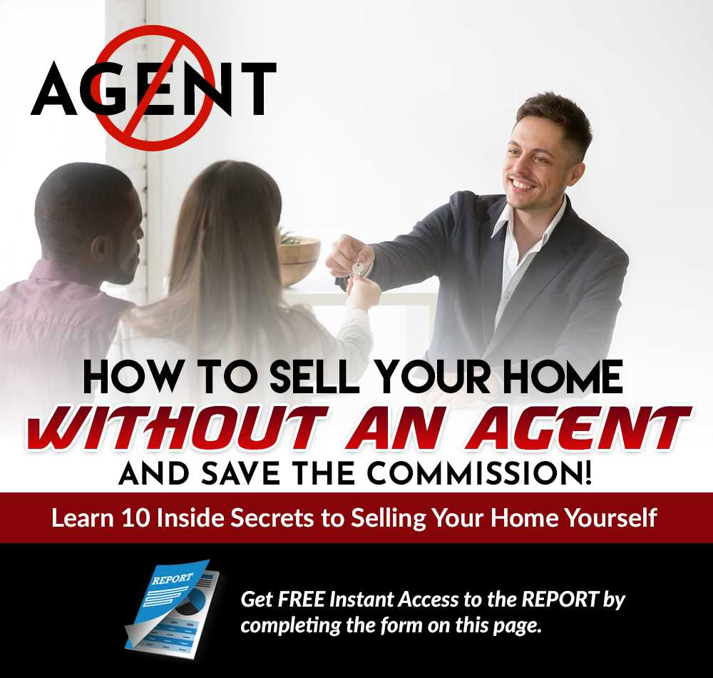 how to sell your home without an agent