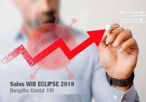 2020 Real Estate Sales Will ECLIPSE 2019 Despite Covid 19