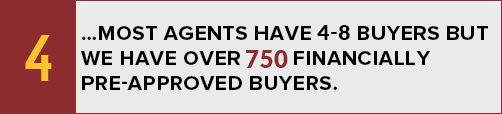 pre-approved buyers