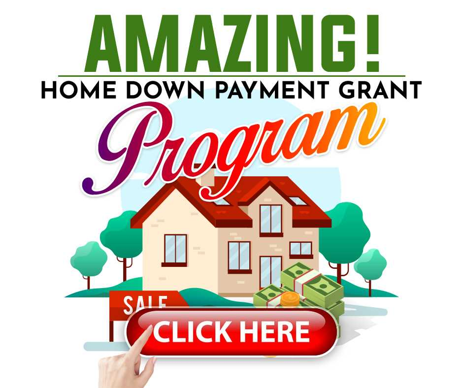 home down payment program