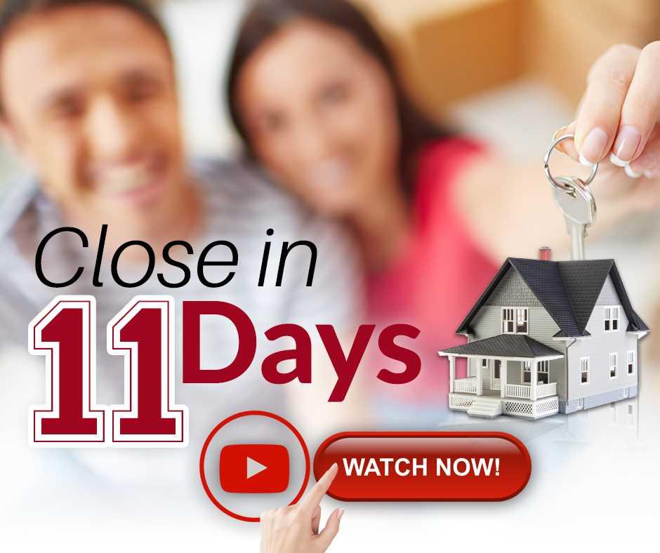 Close in 11 Days Program