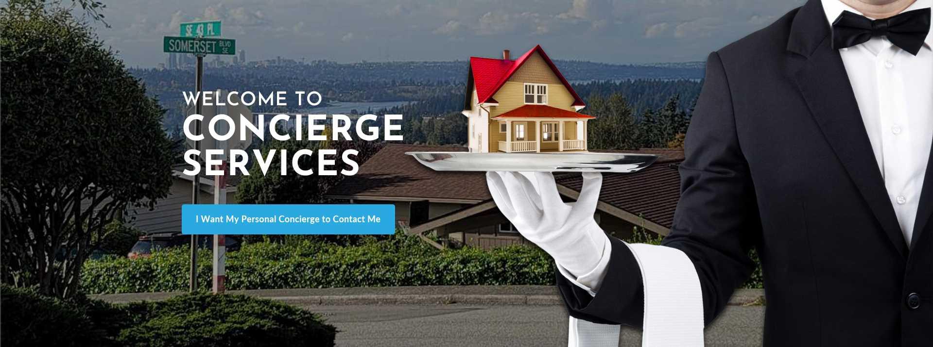 concierge services banner