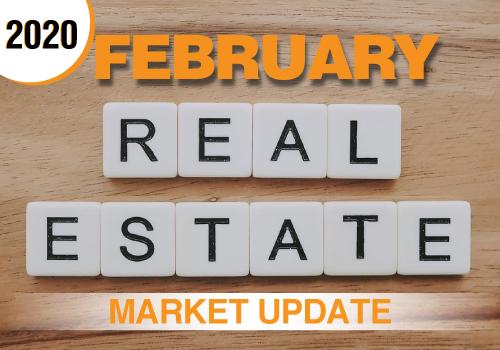 February 2020 Real Estate Market Update