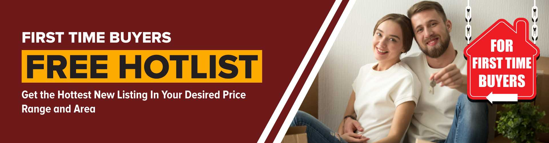 Hotlist for First Time Buyers Image