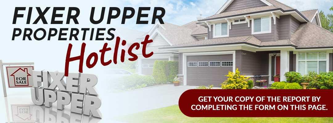 Fixer Upper Properties Hotlist