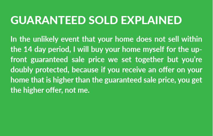 guaranteed sold explained