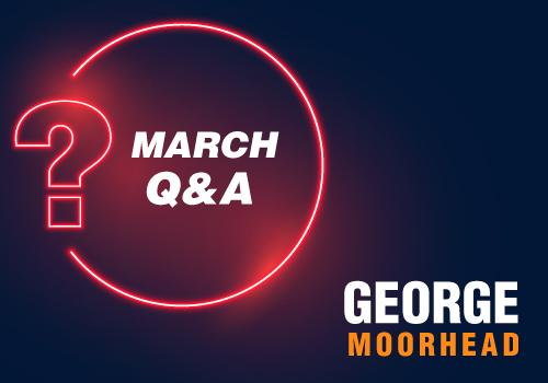 March - Question & Answer