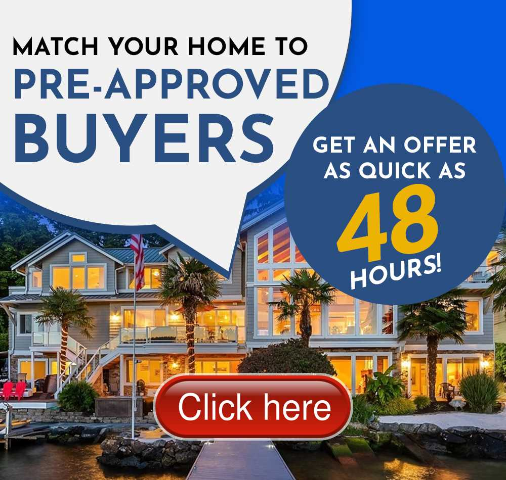 match your home to pre-approved buyers