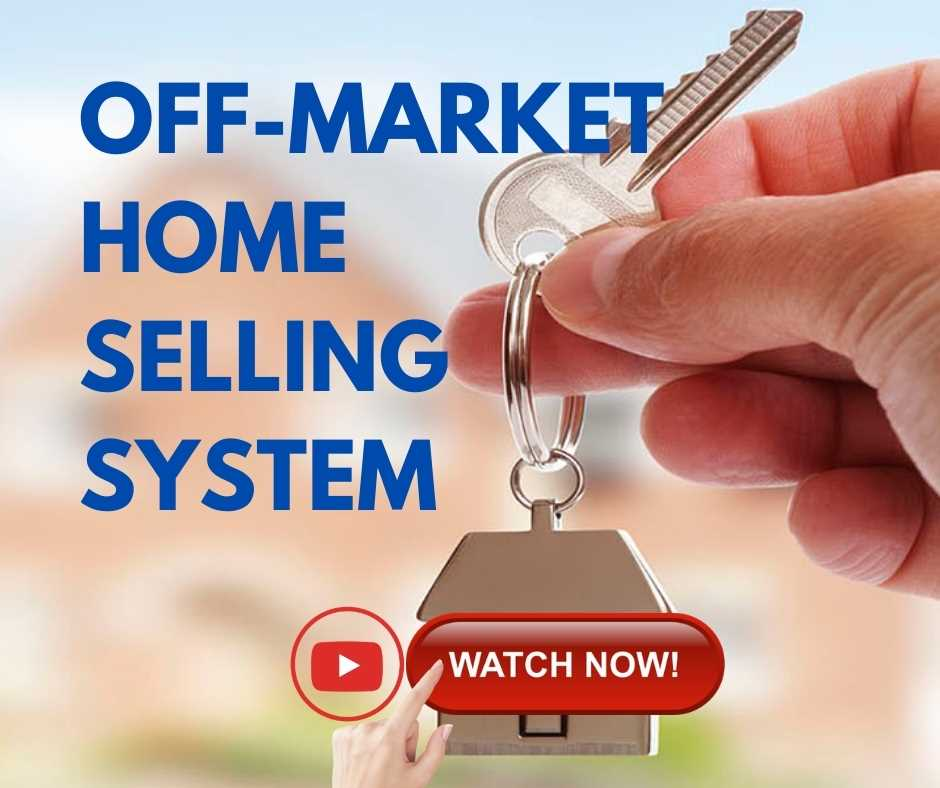 selling off market
