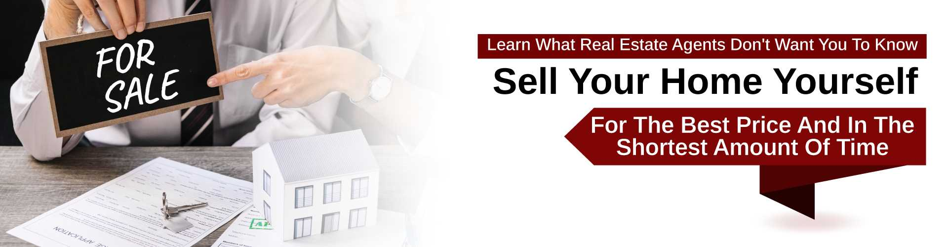 How to Sell Your Home Without an Agent Image