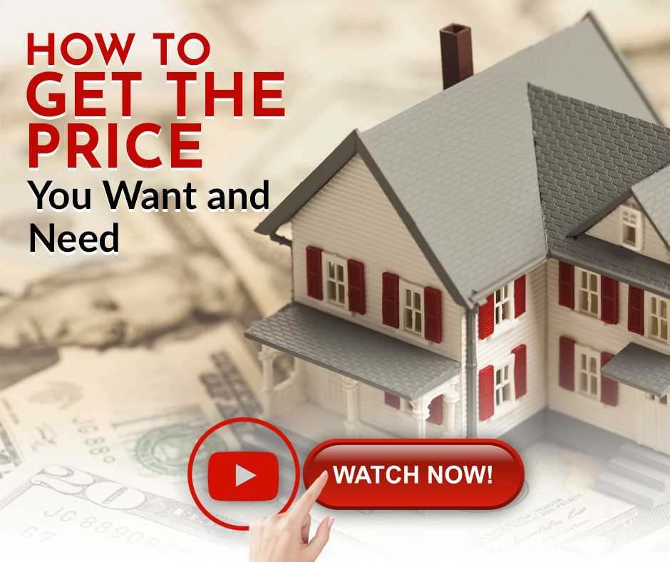 How to Get the Price You Want and Need