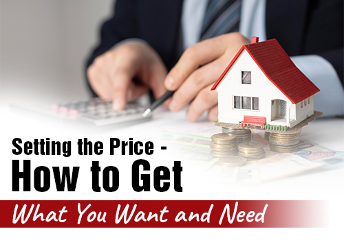 Setting the Price - How to Get What You Want and Need