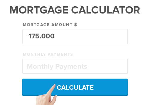 mortgage amount