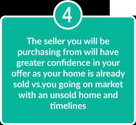 off-market sale benefit