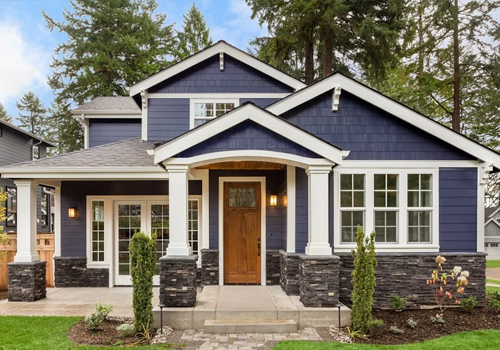 Colour pictures and comprehensive details of each home